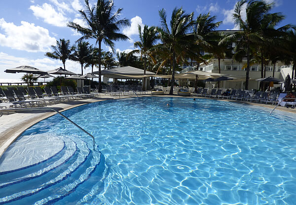 Boca Raton beach club pool