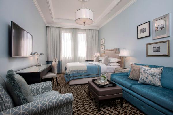 Bay Club bedroom