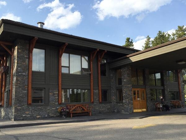 Mountaineer Lodge, Lake Louise, Alberta, Canada