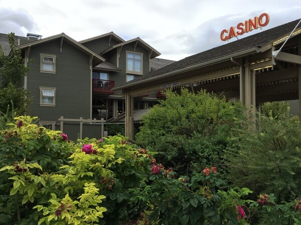 Casino, St. Eugene Resort
