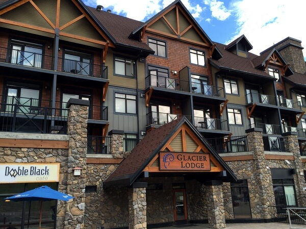 Glacier Mountaineer Lodge, Kicking Horse Resort, BC Canada