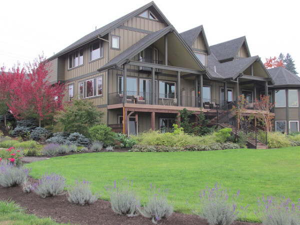 le puy, oregon wine country, willamette valley
