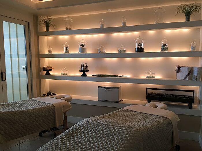 Spa Treatment Room at Poetry Inn