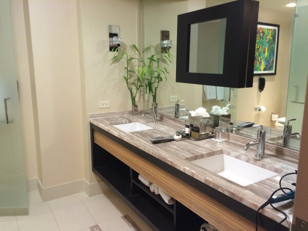 mgm bathroom