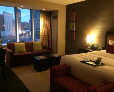 Downtown Luxury at the MGM Grand Detroit