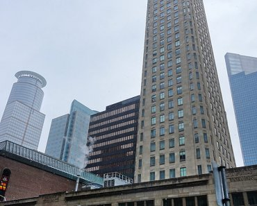 History with High Energy at W Minneapolis –The Foshay