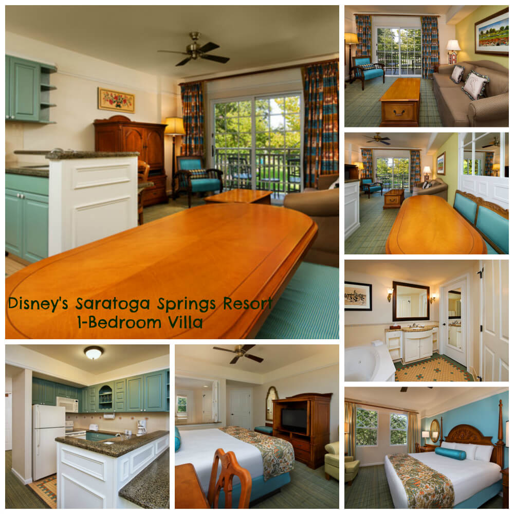 Disney Saratoga Springs 1-bed Villa-1