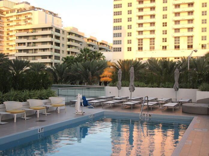 Hyatt Centric South Beach pool