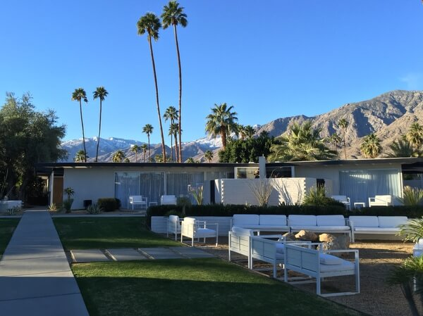 L'Horizon Hotel Palm Springs California