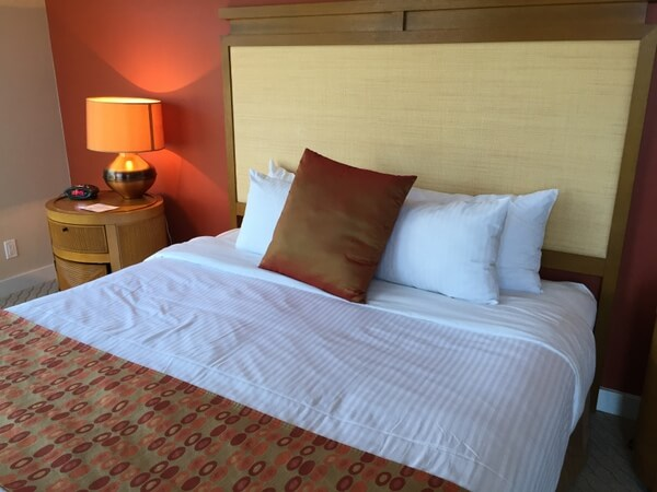 Guest room, Watermark Beach Resort, Osoyoos, BC Canada
