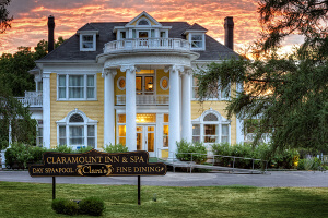 Claramount Inn and Spa where sweetness comes in a spa treatment