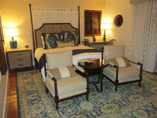 villa garden king, bacara resort, santa barbara