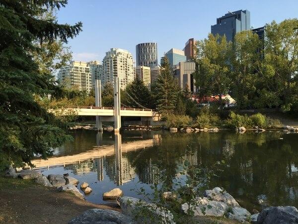 Downtown Calgary, Alberta, Canada
