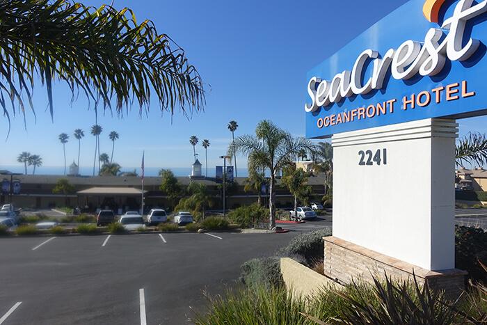 Seacrest Oceanfront Hotel In Pismo Beach California