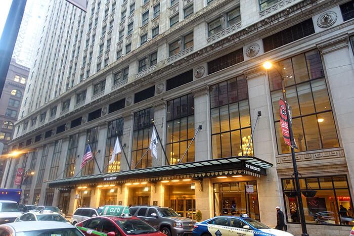 Jw Marriott Chicago Landmark Luxury In The Loop