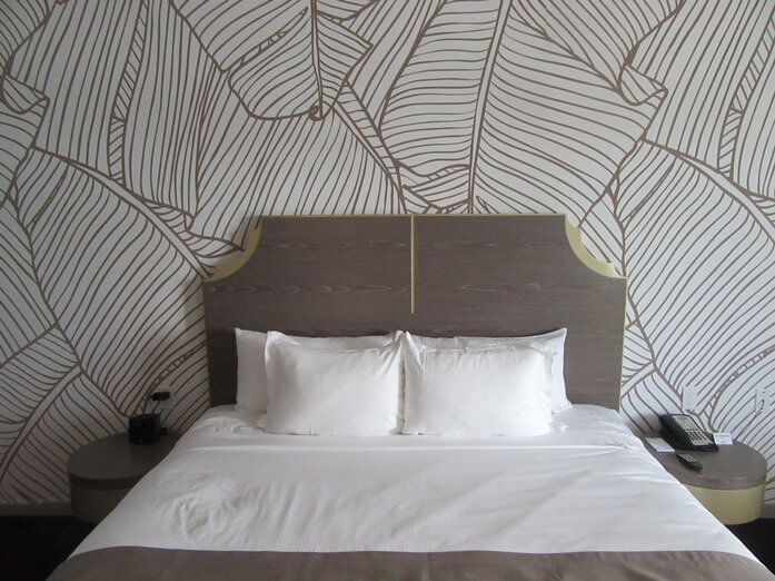 Room 202 at L Hotel in Miami Beach