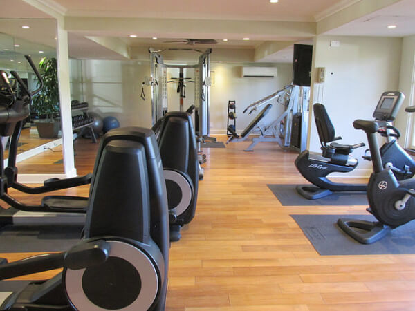 surf & sand resort, fitness room, gym, laguna beach