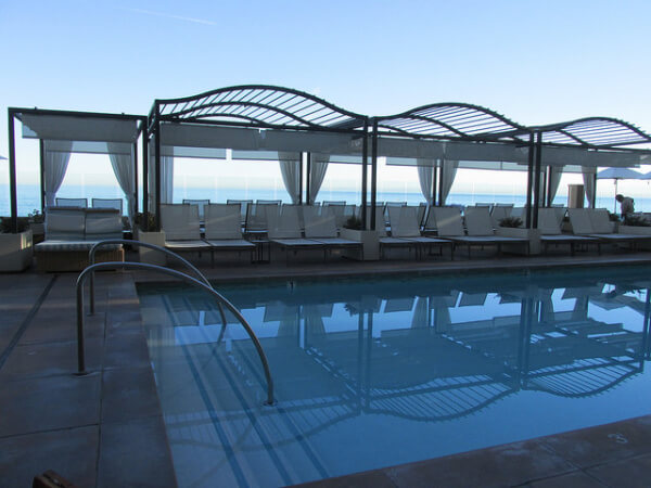surf & sand resort, swimming pool, laguna beach, california