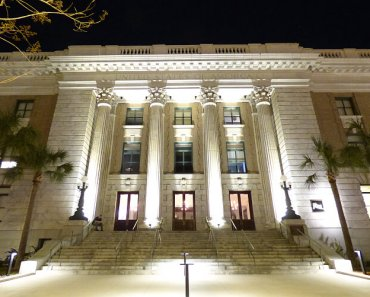 From Federal Courthouse to Hotel: Le Meridien Tampa