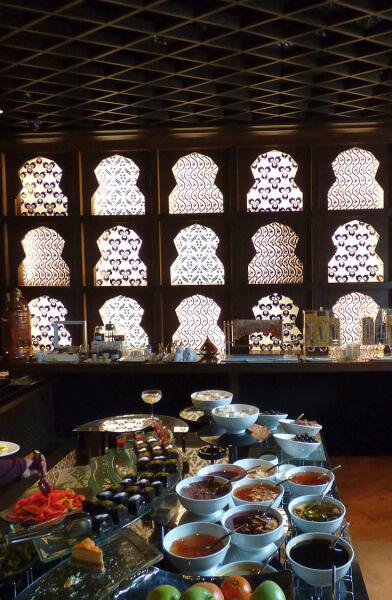W Istanbul restaurant