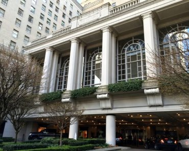 Fairmont Olympic Hotel, Seattle: City Luxury Gets an Update