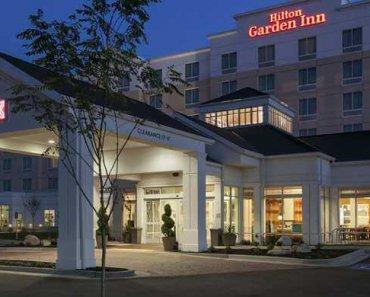 Hilton Garden Inn Salt Lake City Airport: Convenient & Affordable