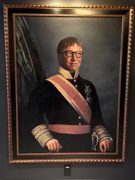 Bill Gates, The Palladian, Seattle, WA