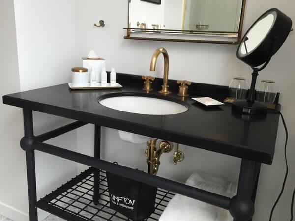 Bathroom, The Palladian, Seattle, WA