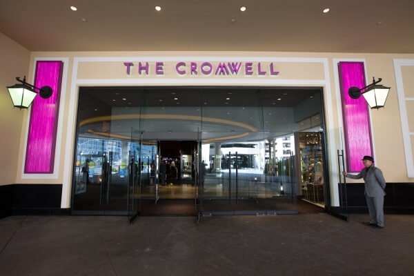 The Cromwell_Front Entrance