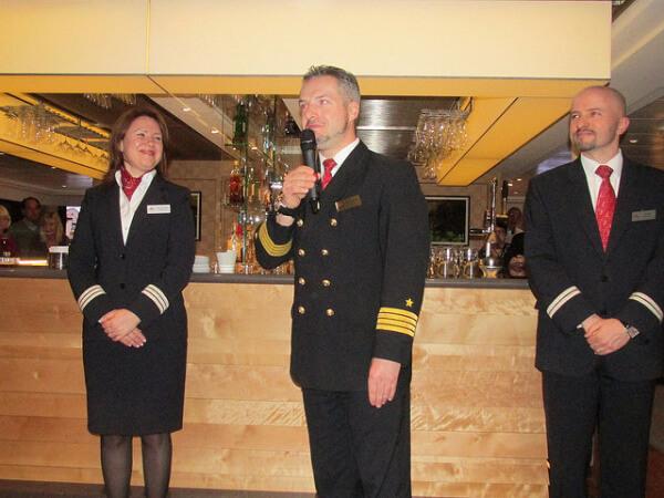 viking longship, viking river cruise, hotel manager