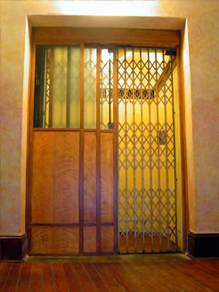 The 1926 Otis Elevator