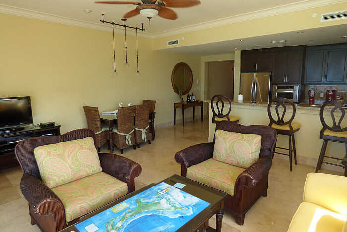 Windsong resort suite