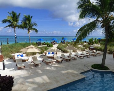 Luxe Resort With a Coral Reef: Windsong Hotel in Turks & Caicos