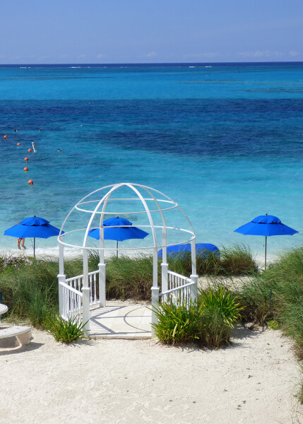 Turks & Caicos luxury resort