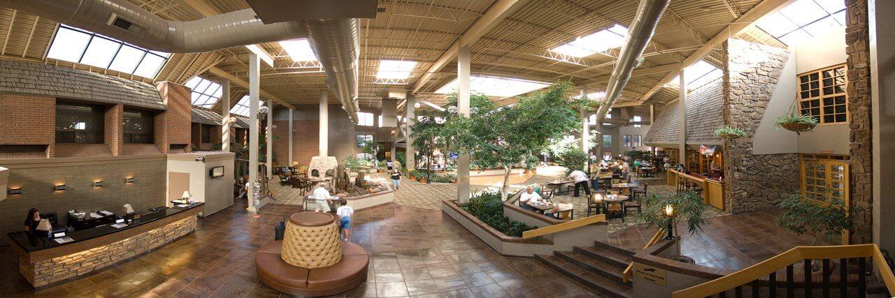 Academy Hotel Atrium