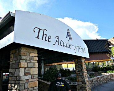 Location, Location, and Price: Academy Hotel Colorado Springs