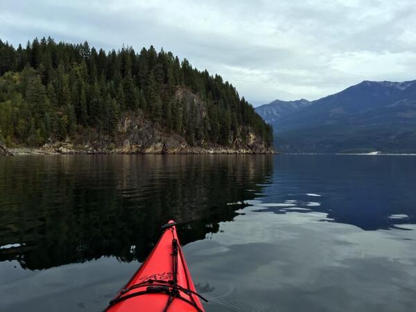 Kootenay Lake, near Kaslo Hotel, Kaslo, BC, Canada