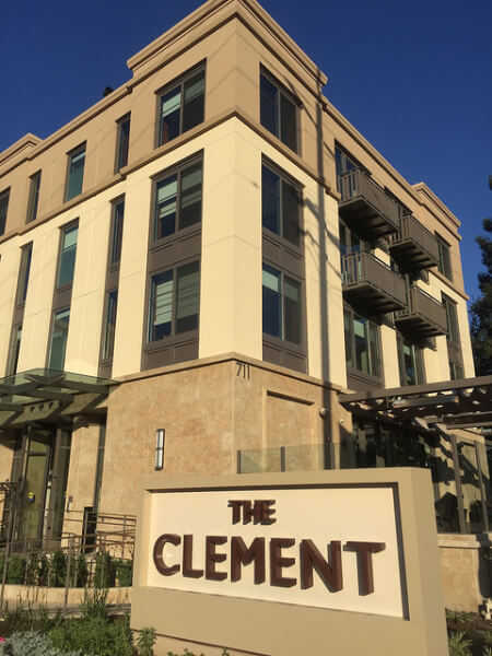 Clement Hotel, Clement Hotel Palo Alto, The Clement