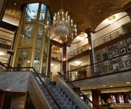 lobby at providence biltmore