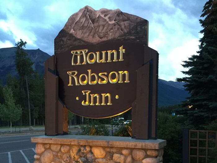 Mount Robson Inn, Jasper, Alberta, Canada