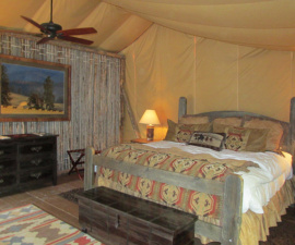glamping paws up resort, resort at paws up, missoula luxury ranch resort