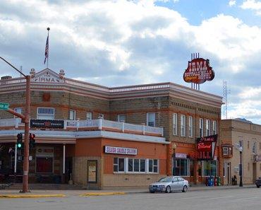 The Irma Hotel: Wild West Fun in Cody, Wyoming