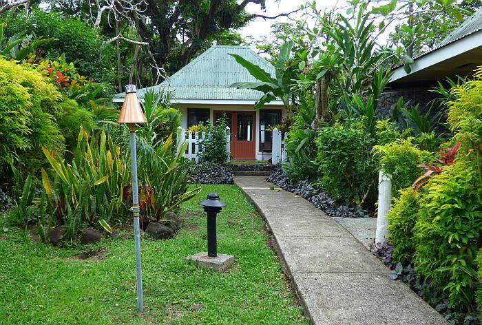 Garden Bure Fiji