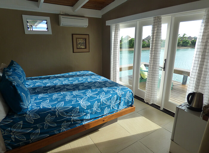 Oceanside bungalow Fiji