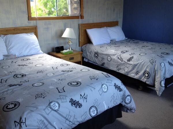 Blue Bay Motel, Tobermory, Bruce Peninsula, Ontario, Canada