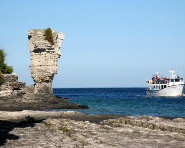 Where to Stay on Ontario's Bruce Peninsula