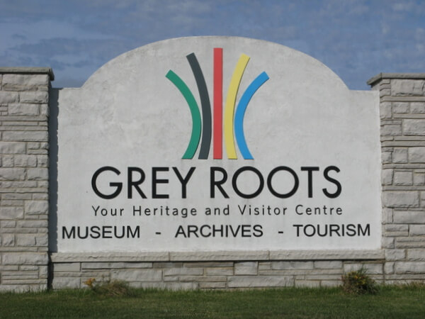 Grey Roots Museum, Bruce Peninsula, Ontario, Canada