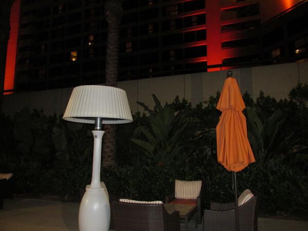 patio, hotel irvine, irvine, california