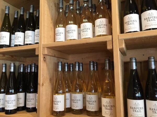 Harper's Trail Winery, Kamloops, BC Canada