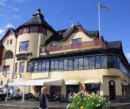 Waxholms Hotel front